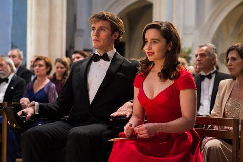 Sam Claflin et Emilia Clarke: tous deux s'apprivoisent peu à peu... (©Warner Bros).