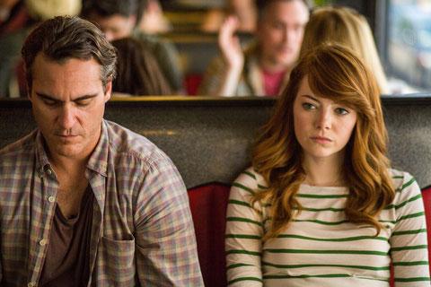 Joaquin Phoenix et Emma Stone, un couple pas comme les autres (©Mars Distribution)