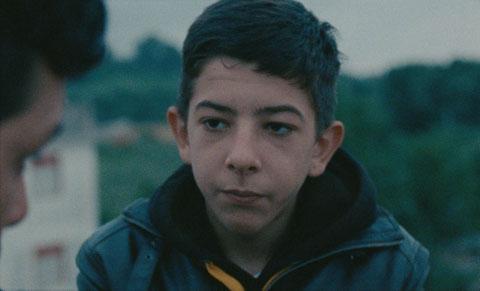 Le jeune Pio Amato est de presque toutes les scènes du film (©Haut et court).