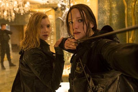 La dernière flèche de Jennifer Lawrence (©Metropolitan FilmExport)