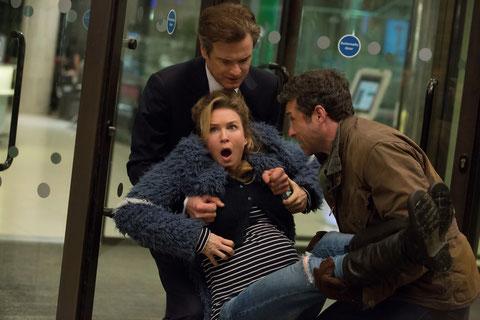 Renée Zellwegger est enceinte, mais qui est le père: Colin Firth ou Patrick Dempsey? (©StudioCanal).