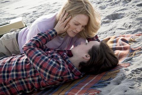 Julianne Moore et Ellen Page amoureuses: une histoire vraie portée à l'écran (©Bac Films).