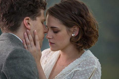 Jesse Einseberg et Kristen Stewart amoureux à Hollywood: c'est du cinéma (©Mars Distribution).
