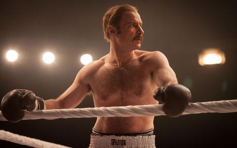 Liev Schreiber est très crédible en boxeur poids lourds (©Metropolitan FilmExport).