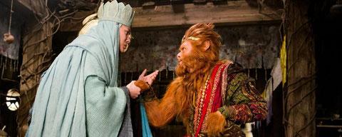 C'est le premier film à sortir simultanément en Chine et en France (©Sinociné)