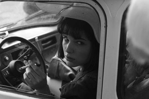 Michalina Olszanska, dans le rôle d'Olga (©Arizona Films).