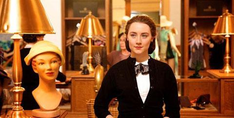 Saoirse Ronan, 21 ans et déjà deux nominations aux Oscars (©20th Century Fox).