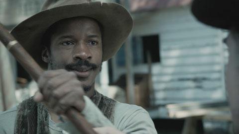 Nate Parker interprète Nat Turner, premier esclave noir à s'être révolté (©20th Century Fox).