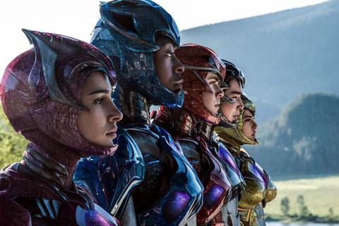 Difficile à croire, mais ces cinq ados vont sauver la planète... (©Kimberley French/StudioCanal/Metropolitan FilmExport).