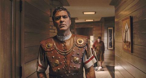 """George  Clooney est la vedette d'un péplum biblique intitulé """"Ave César!"""" (©UPI)"""