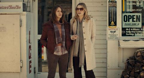 Lola Kirke (à gauche) vole la vedette à Greta Gerwig (©20th Century Fox)