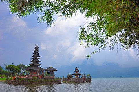 Wassertempel - Pura Ulun Danu Tempel