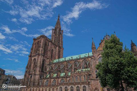 Straßburg Kathedrale