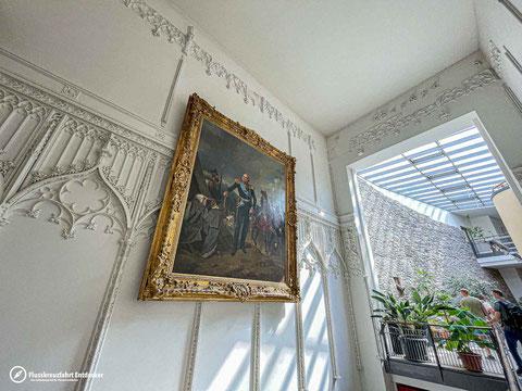 Schloss Sayn Foyer
