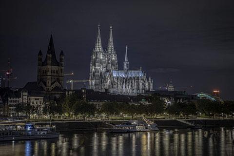 Flusskreuzfahrt Köln