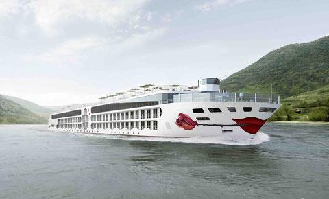 A-ROSA E-Motion Ship Rhein
