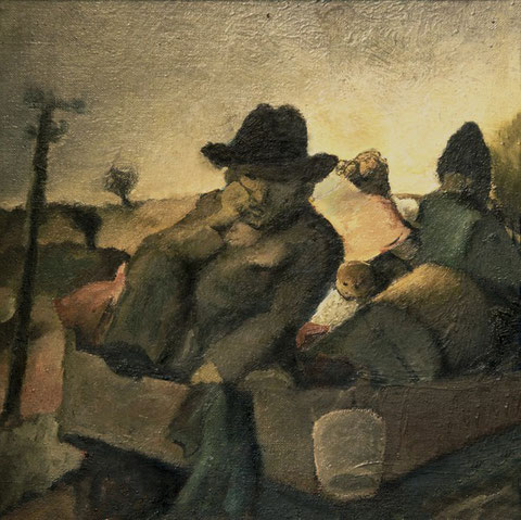 Marco Behar: Übers Land (1941)