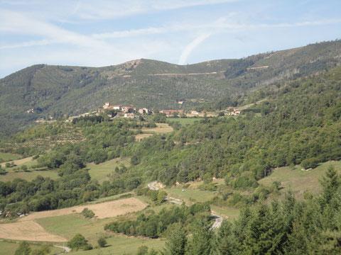 Le village Pailharès