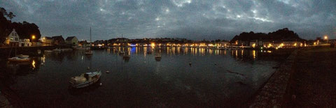 Hafen von Audierne*
