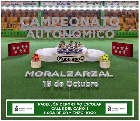 Cartel informativo cortesia de Alberto Gomez