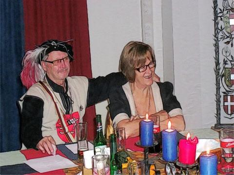 Liebe Gäste von den Freien Rittern zue Waxenberg