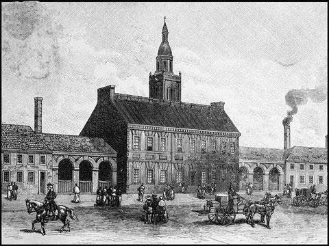 State House, Philadelphie (cliquer sur l'image)