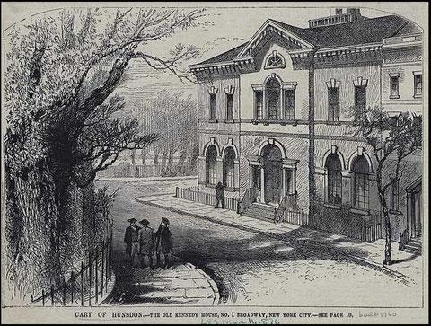 Kennedy House (cliquer sur l'image)