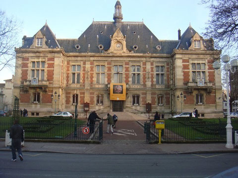 Hotel de Ville, Montrouge, Paris