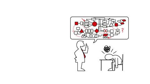 Scribble Video - Sie werden verstanden