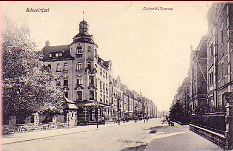 1928, Jahr der ersten Renovierung
