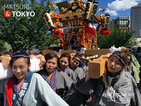 王子神社例大祭, 2016年8月7日, 王子一丁目町会