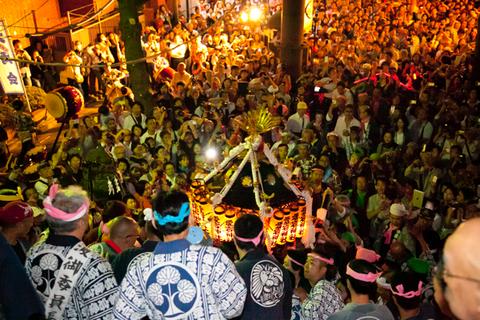 平成28年,愛宕神社,出世の石段祭,例大祭