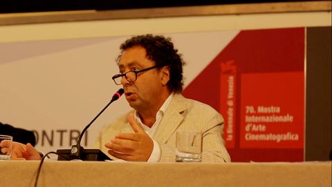 Marcello Zeppi, Presidente del Festival