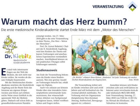 Unser Klinikum 01.2010