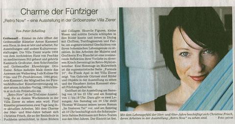 Süddeutsche Zeitung am 24.09.2010