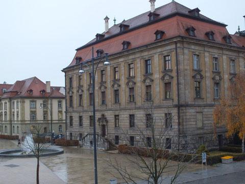 Amts- und Landgericht Herbst 2012