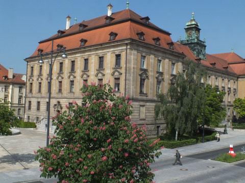 Amts- und Landgericht Mai 2013