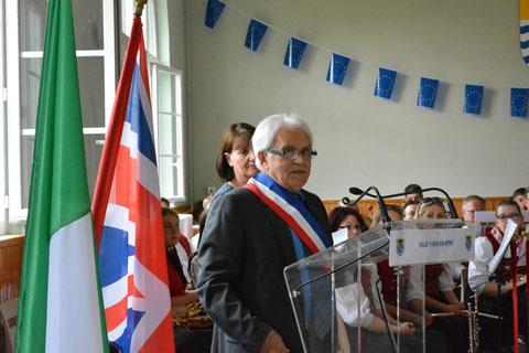 Yves Fournier, Maire d'Aix-en-Othe