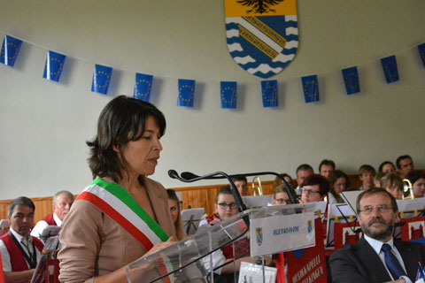 Eleonora Proni, Maire de Bagnacavallo