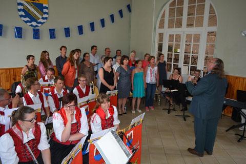 Les Choristes en Othe