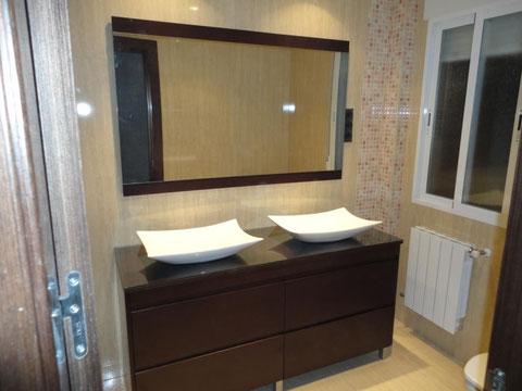 Mueble baño Wengue Martos