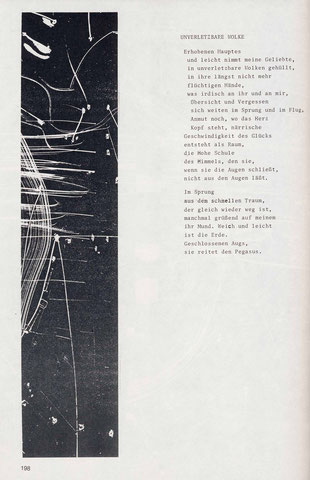 ANALLE Gedicht
