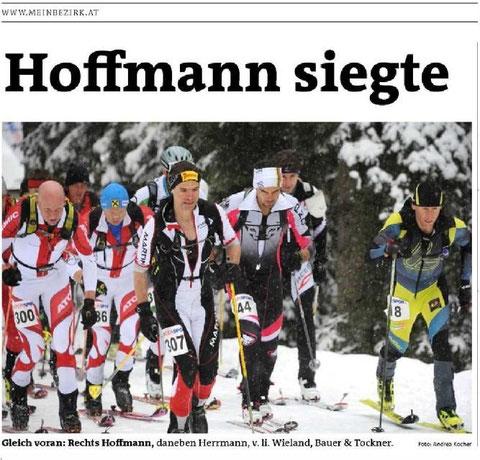 Lungauer Bezirkblatt 13./14. März 2013