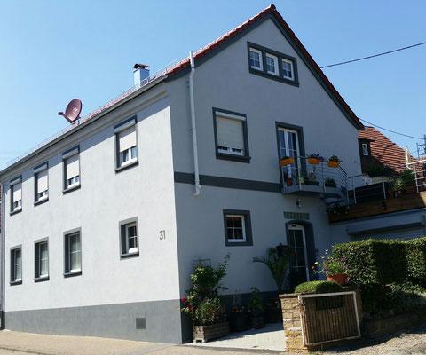 Fassadensanierung Höfingen