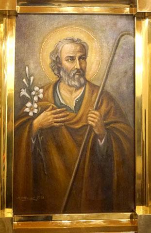 Św. Józef, Opiekun Św. Kościoła i Patron dobraj śmierci