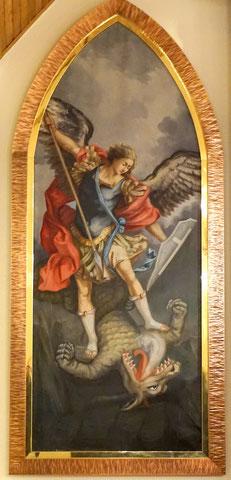 Św. Michał Archanioł, Pogromca złych duchów