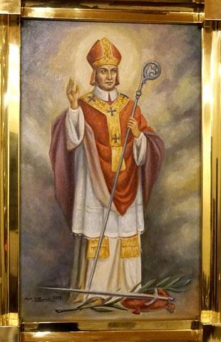 Św. Stanisław, Biskup i Męczennik