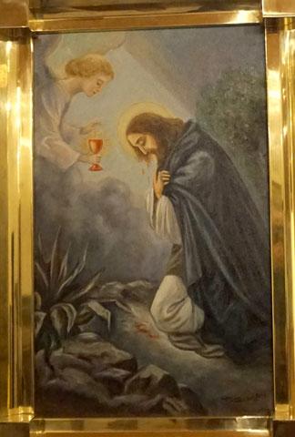 Pan Jezus w Ogójcu