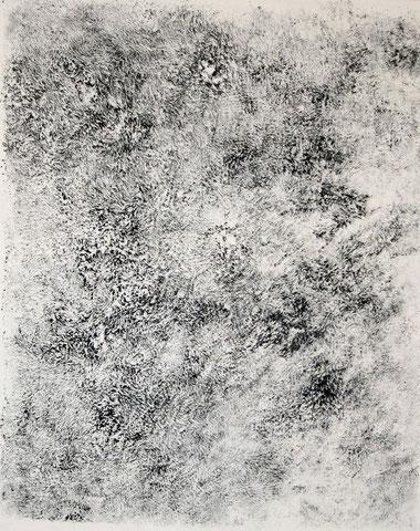 """""""Hommage an die Kö-Tussi"""", 2011, 80 x 100cm, Kunstfelldruck auf Siebdruckpappe, aufgezogen auf Keilrahmen, gerahmt, Privatsammlung"""