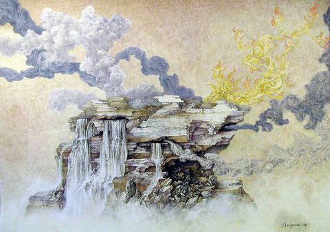 Tierra, aire, agua, fuego II
